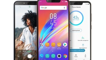 Infinix Hot 6X officially announced with Display Notch and AI Camera