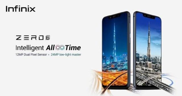 Infinix Zero 6 Specs, Price And Where To Buy In Nigeria