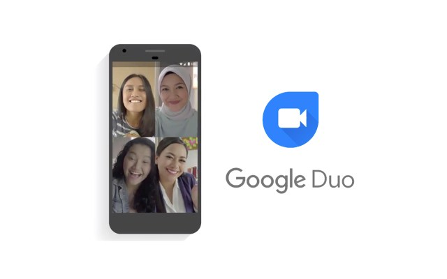 google duo group calling feature