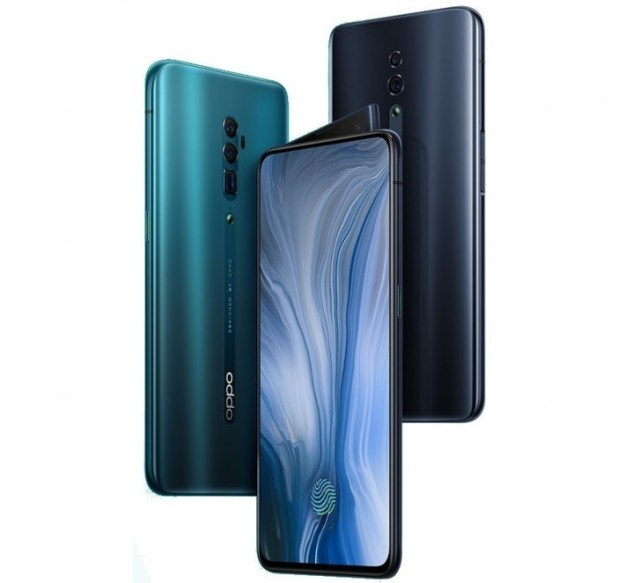 Oppo Reno 10X zoom and Oppo Reno Standard Edition