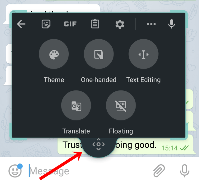 How To Enable Floating Mode In GBoard