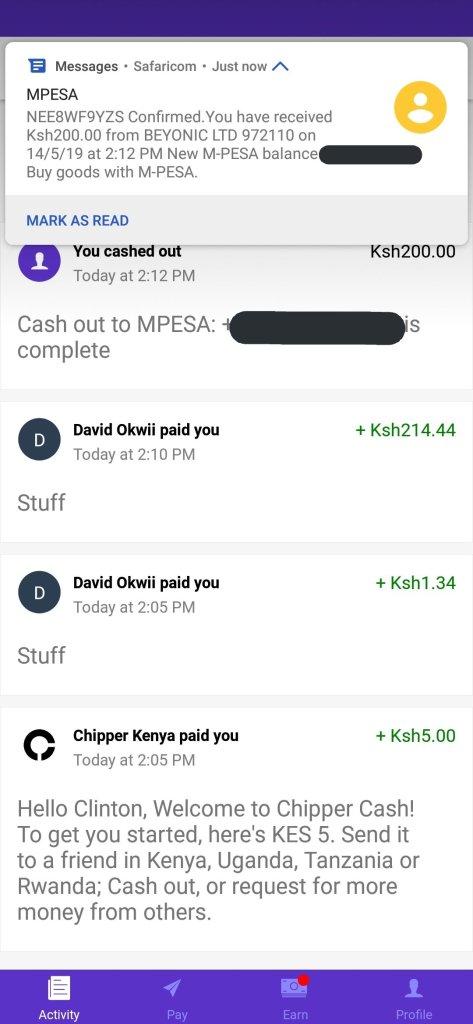 You can now Send money for Free to Uganda, Kenya, Ghana, Tanzania