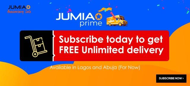 Jumia Prime