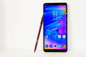 Infinix Note 6 first impressions: New X-Pen wields mightier skills