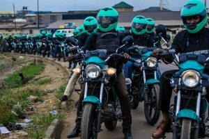 Nigeria Motorbike-hailing Ecosystem: New, Old and Incoming Players