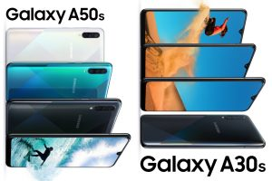 Samsung Galaxy A50s and Galaxy A30s