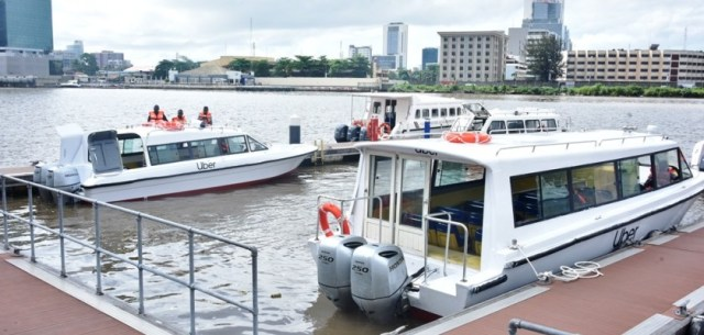Boat-hailing services Lagos
