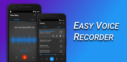 best Android Voice Recorders
