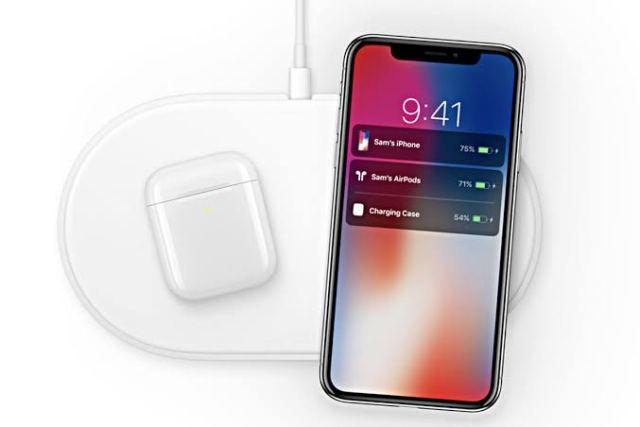 Apple Device Wireless Charging