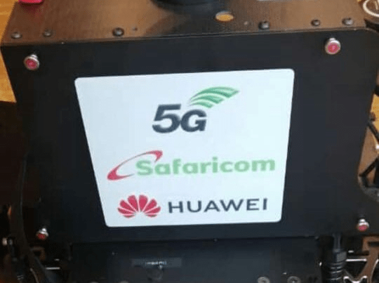 safaricom testing 5G