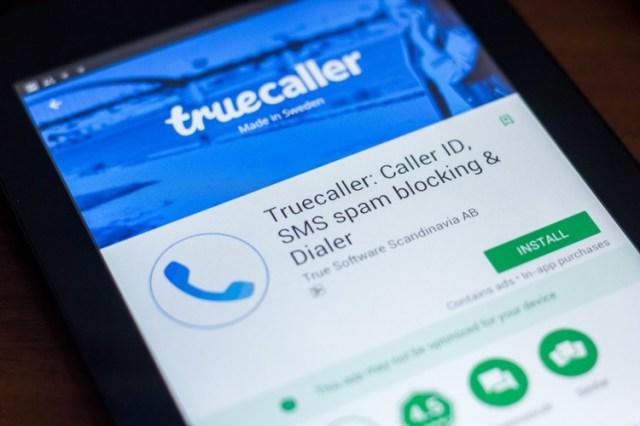 uninstall Truecaller app