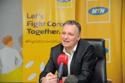 MTN Uganda CEO