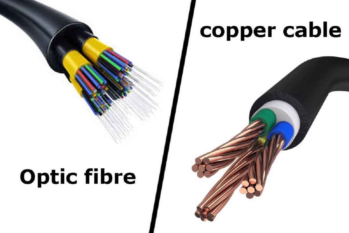 Fiber Optic Vs Copper Cables How Do They Compare Dignited