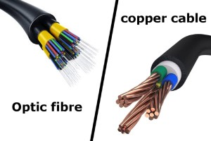 Fiber vs Copper