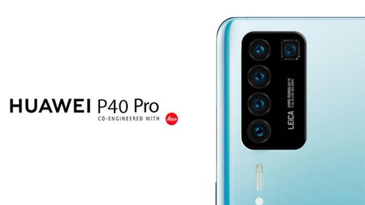 Huawei P40 series specs and pricing leak a day before launch