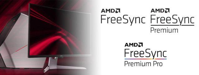 AMD FreeSync Versions