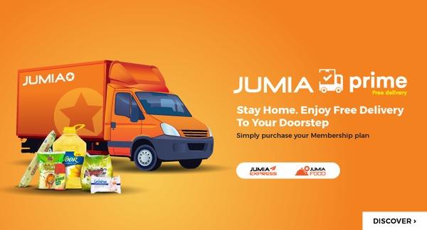 Jumia Uganda Prime