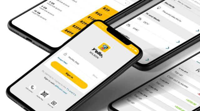 MTN Momo app