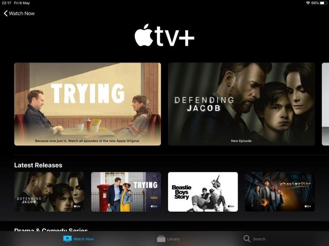 apple tv+ africa guide
