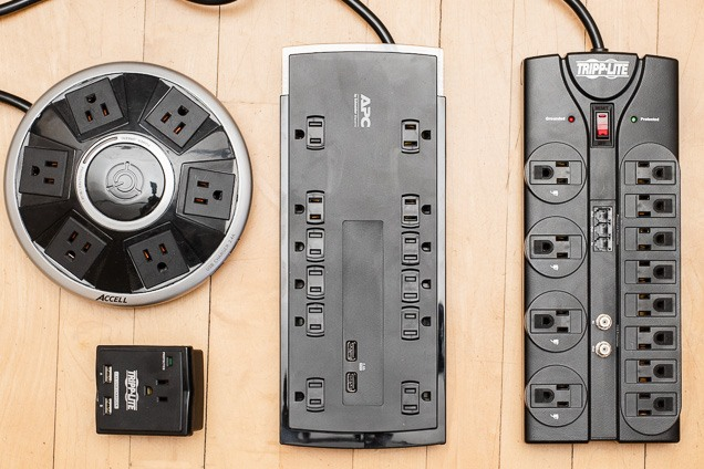 Surge protector Power extension