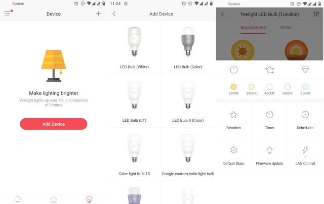 Yeelight Smart Bulb
