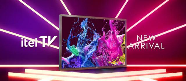 itel TV: itel Unveils New Set of TVs in Nigeria - Dignited