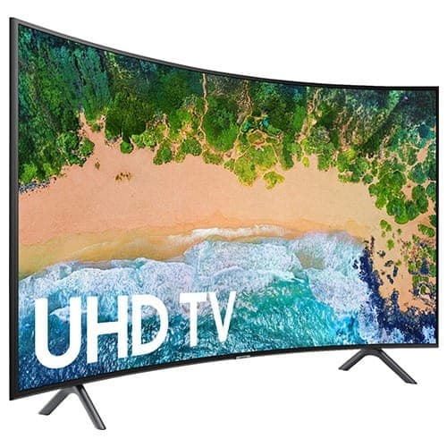 "Samsung 49"" curved TV on Konga Black Friday Yakata 2020"