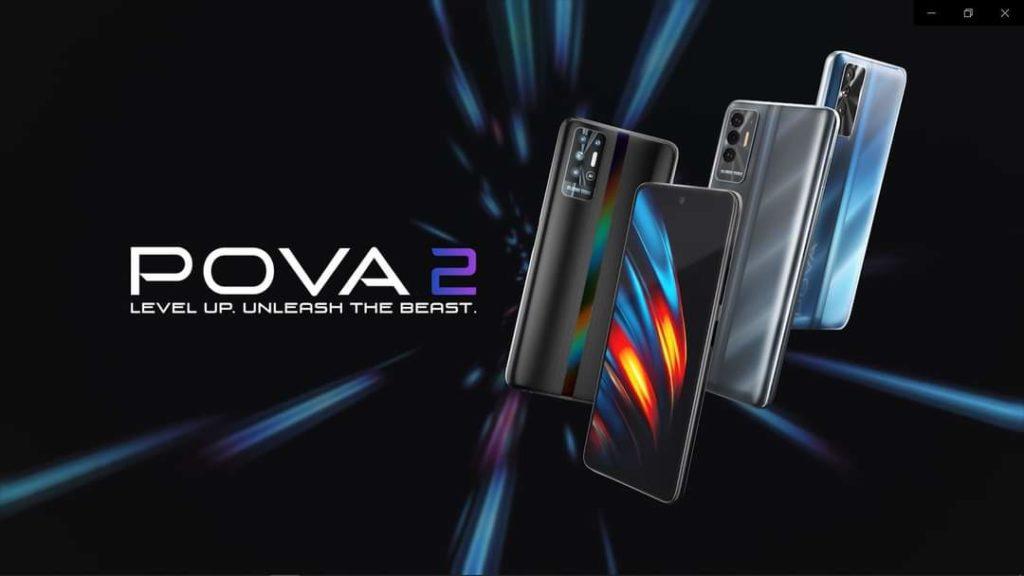 Tecno Pova 2 brings 7,000mAh battery, MediaTek Helio G85 and more