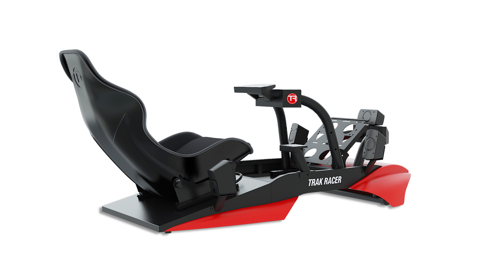 f1 racing chair purple folding formula game simulator cockpit seat race