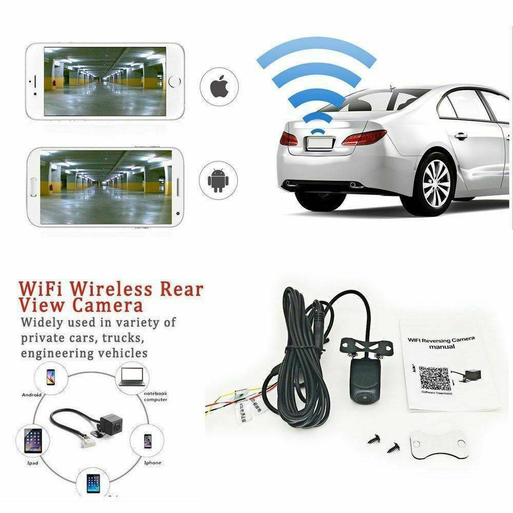 hight resolution of rear view ccd reverse camera hd wifi colour monitor for belarus starter parts belarus starter parts