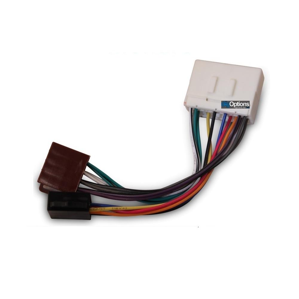 hight resolution of iso wiring harness loom plugs holden commodore vt vx monaro ute car stereo radio