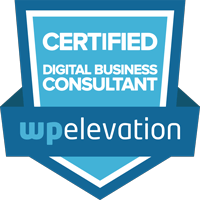 WordPress Elevation Business Consultant