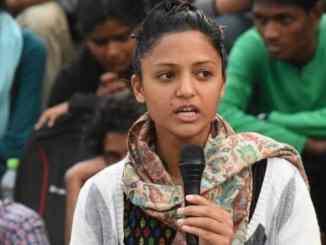 FIR Filed By Uttrakhand Police Against JNUSU Leader Shehla Rashid For Spreading Rumour After Pulwama Attack