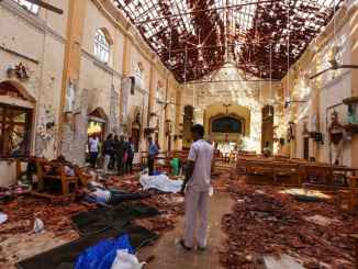 Sri Lanka Blasts: Easter Events Chosen To Target Large Masses