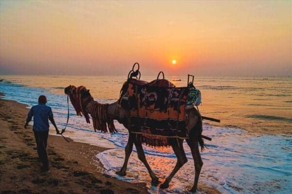 Puri Beach - Asia's First One With Blue Flag Certification - Digpu News