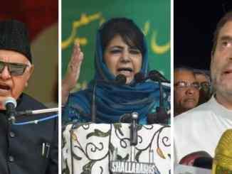 Finally, Kashmir's Leaders Put Kashmiris First