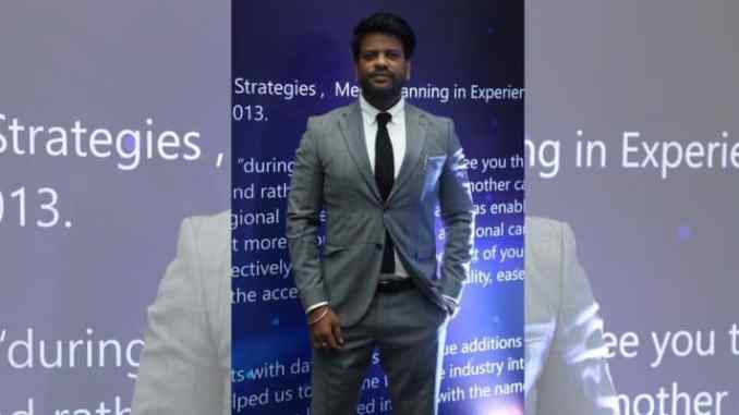 Meet the mastermind behind TAVF Suresh Kurapaty