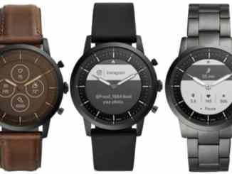 Fossil launches new Hybrid HR smartwatch with customisable e-ink display