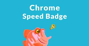 Google Chrome to 'badge' slow websites