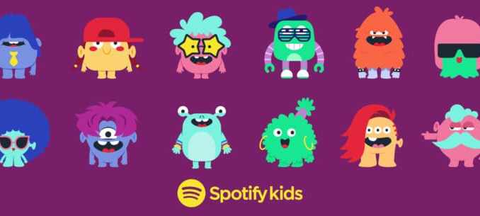 Spotify Kids launched for young listeners