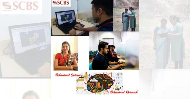Symbiosis Centre for Behavioral Studies (SCBS) - Behavioral Research in the Digital Era!