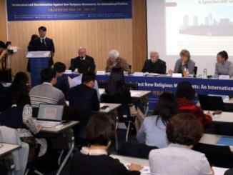 Seminar on Freedom of Faith and Human Rights Held By CESNUR and HRWF