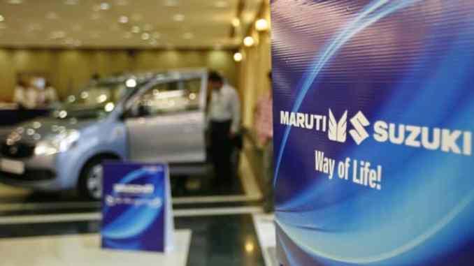 Maruti Suzuki to raise prices from next month