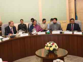 Sitharaman holds pre-Budget consultations on digital economy, financial sector