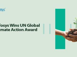 Infosys presented UN Global Climate Action Award at COP 25