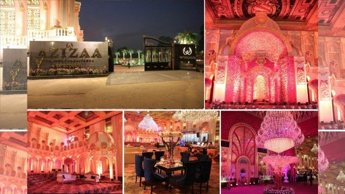 FNP Gardens Opens 11th Wedding Venue In Delhi NCR- Azizaa by Ferns N Petals - Digpu