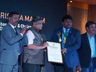 Dr Hari Krishna Maram Felicitated For Contribution Towards Digital India - Digpu