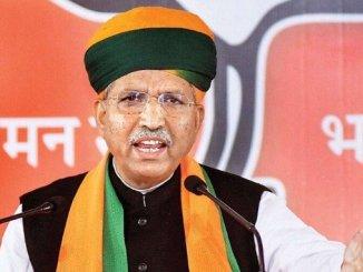 There should be debate on Delhi violence, but no politics says Arjun Ram Meghwal - Digpu
