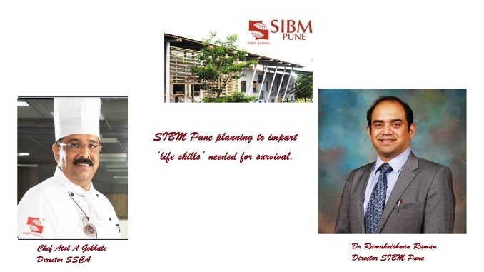 Education News Digpu - SIBM Pune planning to impart life skills needed for survival