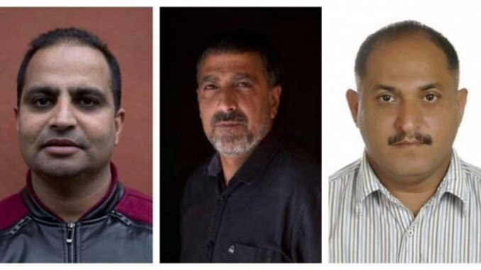 Three photojournalists from J&K win 2020 Pulitzer Prize in Feature Photography (4)